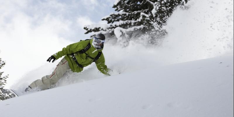 Winter holidays in Morzine its ski slopes form part of France's Portes du soleil ski domain