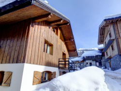 Charming Chalet La Forge in Meribel accommodates up to 12