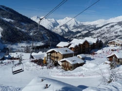 The Great Escape is a short walk from the pistes and lifts at Sainte Foy, an attractive ski resort in France