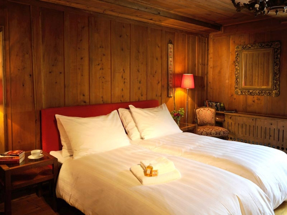 Welcoming bedrooms at The Clara in St. Anton am Arlberg
