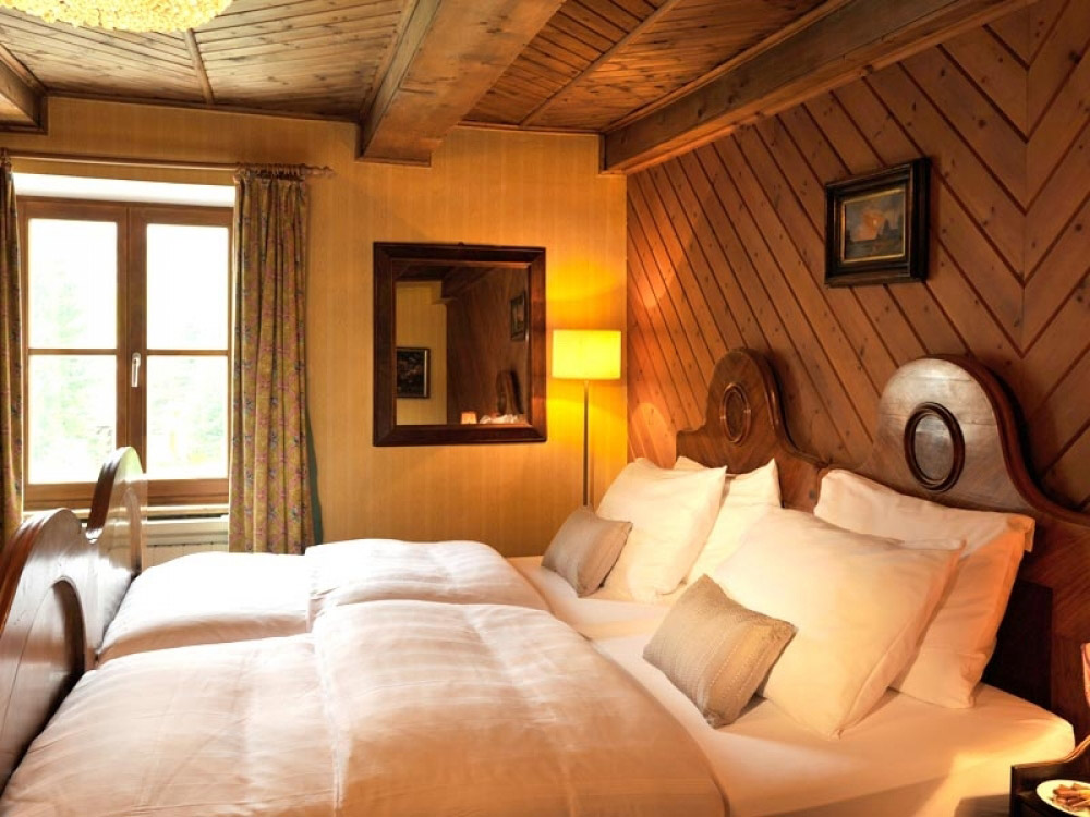 Comfortable bedrooms at The Clara in St. Anton am Arlberg
