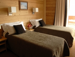 Picture of The Foxtrot's attractive bedrooms, we accommodate up to 6