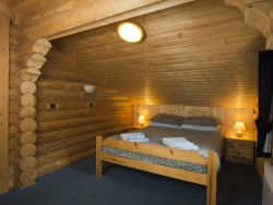 Example of Chalet Christine's comfortable bedrooms