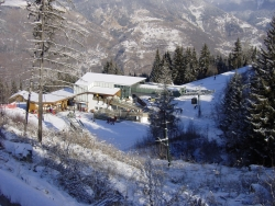 Charming Chalet Christine in La Tania for up to 28