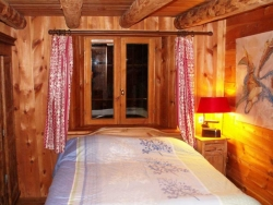 Lovely bedrooms at Chalet Laiterie in Les Arcs