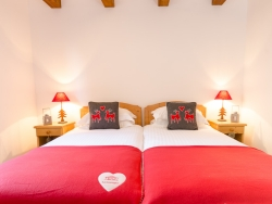 The whole Chalet combines tradition with luxury, to provide accommodation of the highest standard