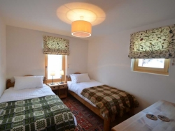 Lovely bedrooms at Le Lievre in Grimentz