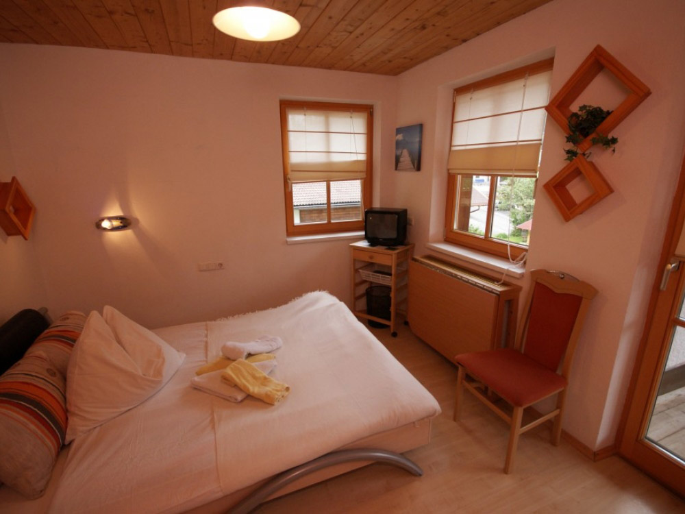 The bedrooms are cosy and comfortable.