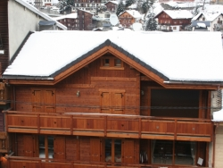 Comfortable Donard in Morzine accommodates up to 5