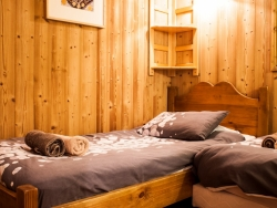 Comfortable bedrooms at Donard in Morzine