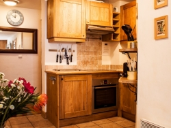A fully equipped facility ideal for self catered cooking