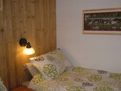 One of Donard's comfortable bedrooms, we accommodate up to 5