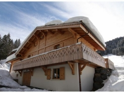 Charming Chalet Clovis in Morzine accommodates up to 9