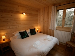 Picture of Chalet Starski's charming bedrooms, we accommodate up to 20