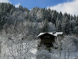 Great ski conditions in Morzine an attractive ski resort in France