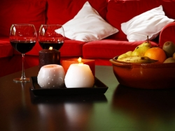 The property interior is well equipped for our guests enjoyment