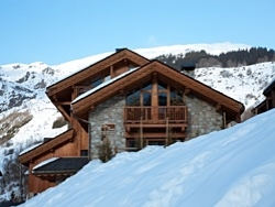 Chalet Floralie - Penthouse, St. Martin de Belleville, Three Valleys, France