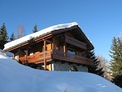 Luxury Chalet Pisteside in Les Coches sleeps up to 9