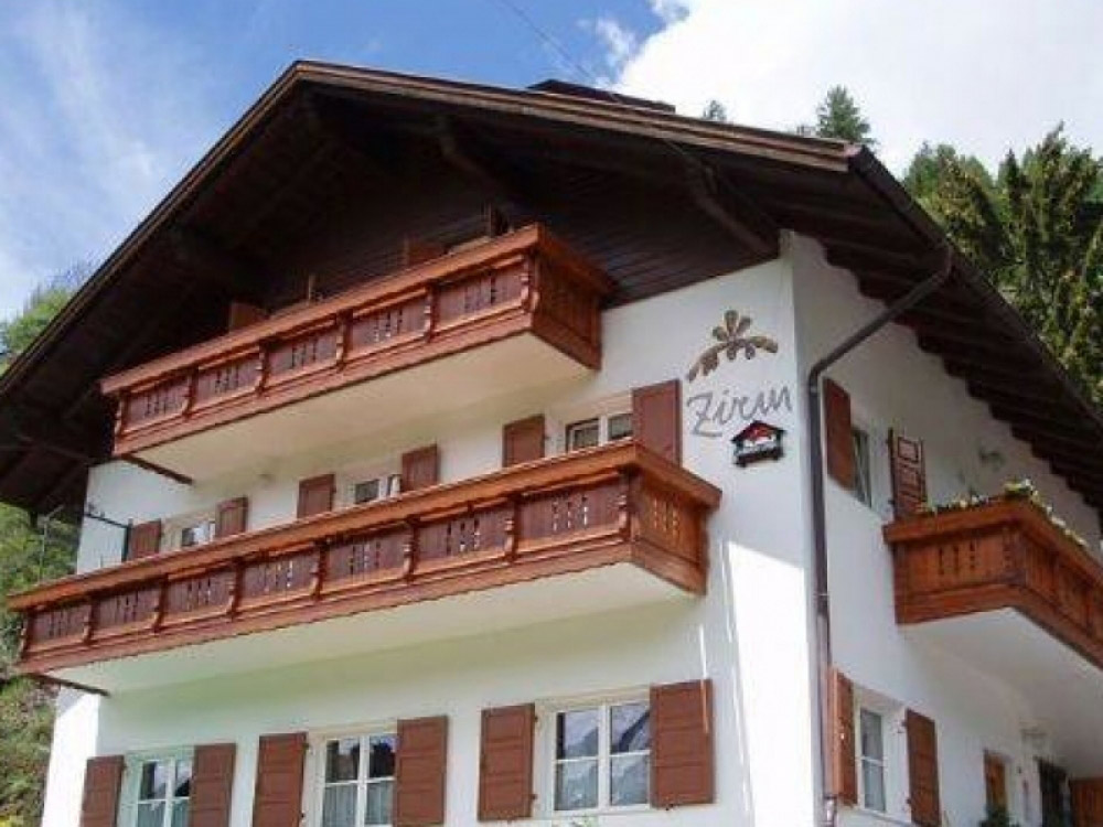 Charming Chalet Zirm in Val Gardena accommodates up to 13