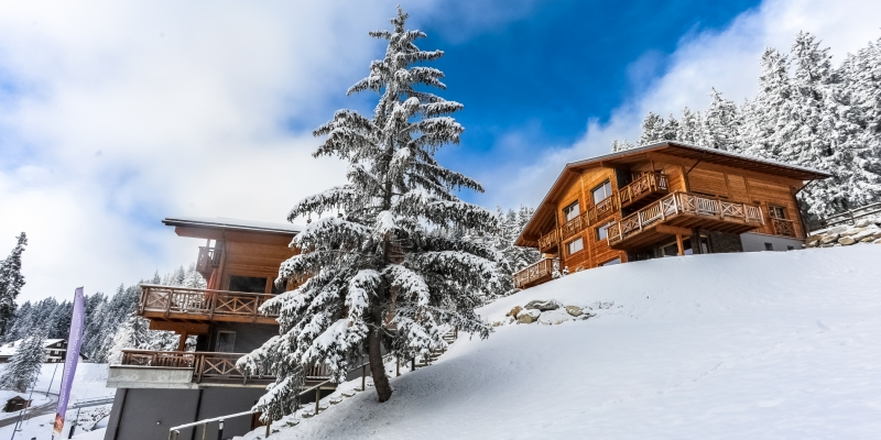 Charming Chalet Benou in Crans-Montana for up to 8