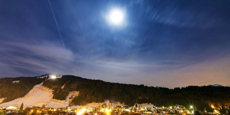 Morzine is a vibrant resort with loads going on