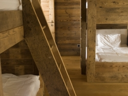 Picture of Chalet Ighzer's comfortable bedrooms, we accommodate up to 10
