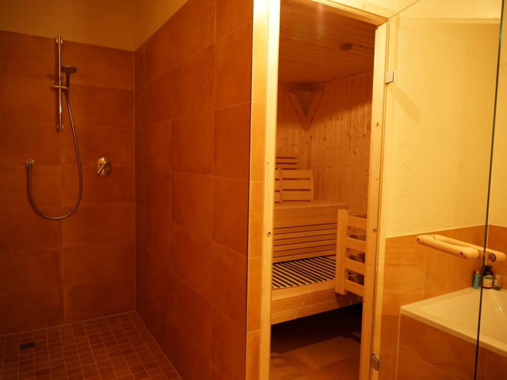 Sauna<br>