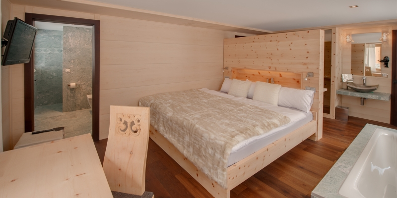 Kingsize bedroom 1, en suite